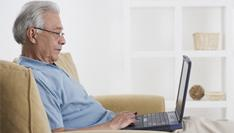 70-plussers steeds actiever op social media