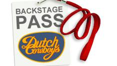 Dutchcowboys 7.0 backstage (1/2)
