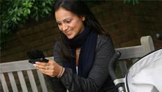 Hoe gebruiken moeders hun smartphone tijdens het winkelen