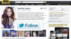 Twitter lanceerde gisteren de 'follow button'